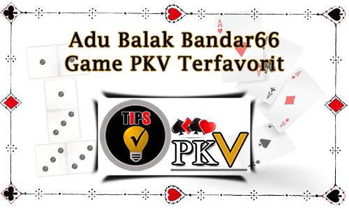 Adu Balak Bandar66 Game PKV Terfavorit
